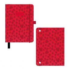 Disney Premium Poznámkový Blok A5 Red Minnie
