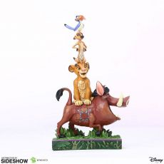 Disney Soška Stacked Characters by Jim Shore (The Lion King) 20 cm
