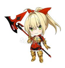 Good Smile Racing & Type-Moon Racing Nendoroid PVC Akční Figure Nero Claudius: Racing Ver. 10 cm