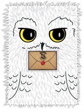 Harry Potter Poznámkový Blok A5 Hedwig