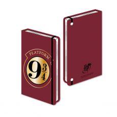 Harry Potter Premium Poznámkový Blok A5 Platform 9 3/4