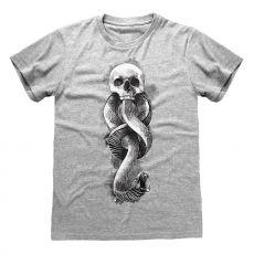 Harry Potter Tričko Dark Arts Snake Velikost L