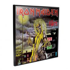 Iron Maiden Crystal Clear Picture Killers 32 x 32 cm