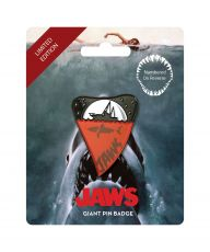 Jaws Pin Odznak Limited Edition
