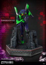 Neon Genesis Evangelion Soška Evangelion Test Type-01 Night Battle Verze 77 cm
