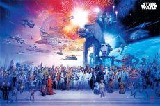 Star Wars Plakát Pack Universe 61 x 91 cm (5)