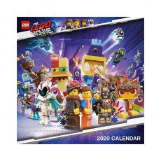 The LEGO Movie 2 Kalendář 2020