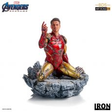 Avengers: Endgame BDS Art Scale Soška 1/10 I am Iron Man 15 cm