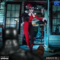 DC Comics Akční Figure 1/12 Harley Quinn Deluxe Edition 16 cm
