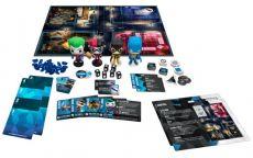 DC Comics Funkoverse Board Game 4 Character Base Set Francouzská Verze