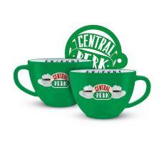 Friends Cappuccino Hrnek Central Perk