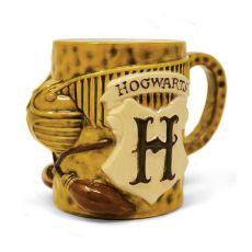 Harry Potter 3D Shaped Hrnek Quidditch