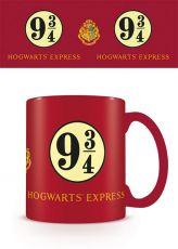 Harry Potter Hrnek 9 3/4 Bradavice Express