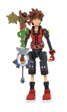 Kingdom Hearts 3 Select Akční Figure Valor Form Toy Story Sora 18 cm