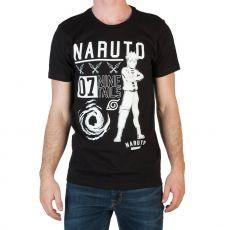 Naruto Tričko Ninetails Velikost L