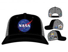 NASA Trucker Kšiltovka Patches