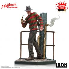 Nightmare on Elm Street Art Scale Soška 1/10 Freddy Krueger Deluxe 19 cm
