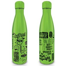 Rick and Morty Drink Bottle Quotes