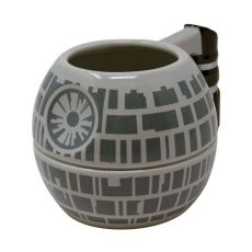 Star Wars 3D Shaped Hrnek Death Star
