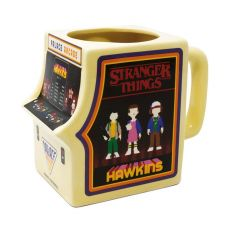 Stranger Things 3D Shaped Hrnek Palace Arcade