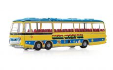 The Beatles Kov. Model 1/76 Magical Mystery Tour Bus