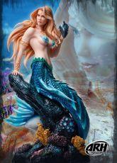 ARH ComiX Soška 1/4 Sharleze The Mermaid EX Verze Human Skin 53 cm