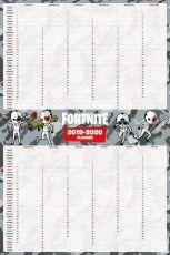 Fortnite Plakát 2019 - 2020 Planner 61 x 91,5 cm