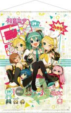 Vocaloid Plátno Hey! Piapro Characters 50 x 70 cm