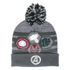 Avengers Čepice Pompon Logo