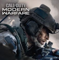 Call Of Duty Kalendář 2020 English Verze