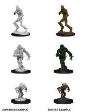 D&D Nolzur's Marvelous Miniatures Unpainted Miniatures Blights Case (6)