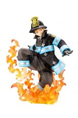 Fire Force ARTFXJ Soška 1/8 Shinra Kusakabe Glows in the Dark Bonus Edition 21 cm