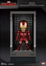Iron Man 3 Mini Egg Attack Akční Figure Hall of Armor Iron Man Mark IV 8 cm