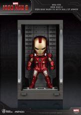Iron Man 3 Mini Egg Attack Akční Figure Hall of Armor Iron Man Mark VII 8 cm