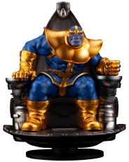 Marvel Fine Art Soška 1/6 Thanos on Space Throne 45 cm