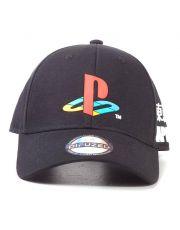 PlayStation Baseballová Kšiltovka Tech19 Logo