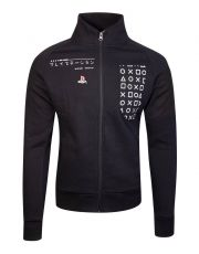 Sony Playstation Bomber Bunda Cut & Sew Tech19 Velikost M