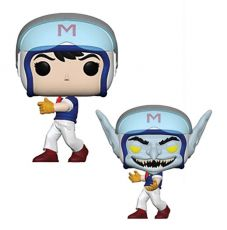 Speed Racer POP! Animation Figures Speed 9 cm Sada (6)