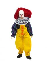 Stephen King's It 1990 Akční Figure Pennywise The Dancing Clown 20 cm
