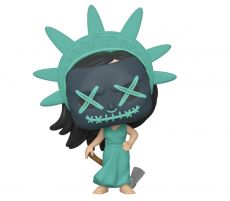 The Purge POP! Movies Vinyl Figure Lady Liberty (Election Year) 9 cm