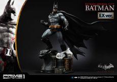 Batman Arkham City Sochy 1/5 Batman & Batman Exclusive 55 cm Sada (3)