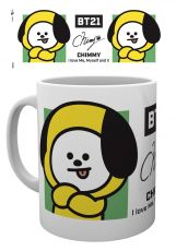 BT21 Hrnek Chimmy