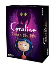 Coraline: Beware the Other Mother Cooperative Card Game Anglická Verze