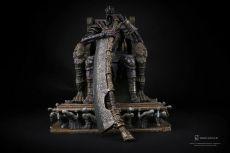 Dark Souls III Soška 1/18 Yhorm 38 cm