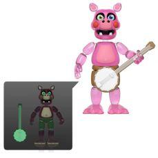 Five Nights at Freddy's Pizza Simulator Akční Figure Pig Patch (Translucent) 13 cm