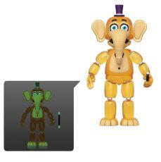 Five Nights at Freddy's Pizza Simulator Akční Figure Orville Elephant (Translucent) 13 cm