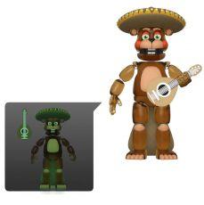 Five Nights at Freddy's Pizza Simulator Akční Figure El Chip (Translucent) 13 cm