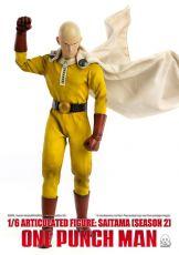 One Punch Man Akční Figure 1/6 Saitama (Season 2) 30 cm