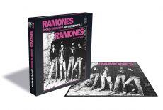 Ramones Puzzle Rocket to Russia