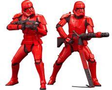 Star Wars Episode IX ARTFX+ Soška 1/10 2-Pack Sith Troopers 15 cm
